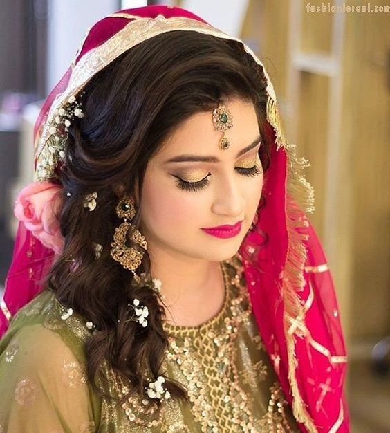 The Best 17 Best Ideas About Indian Wedding Hairstyles On Pinterest Pictures