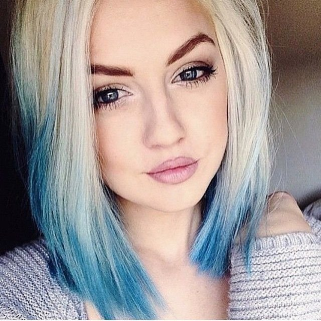 The Best Best 25 Blonde And Blue Hair Ideas On Pinterest Pictures