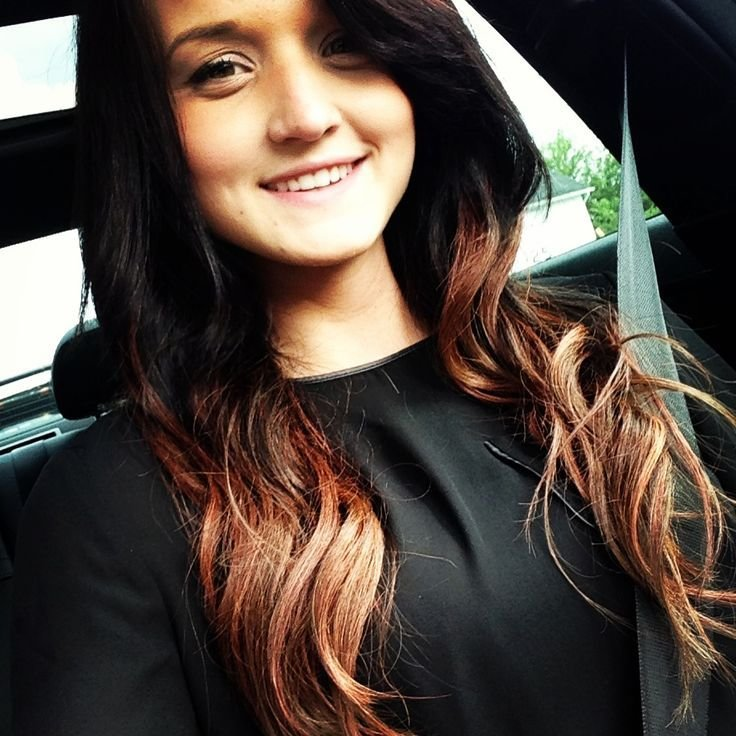 The Best Black To Brown Ombré Hair Hair Colors And Styles I Like Pictures