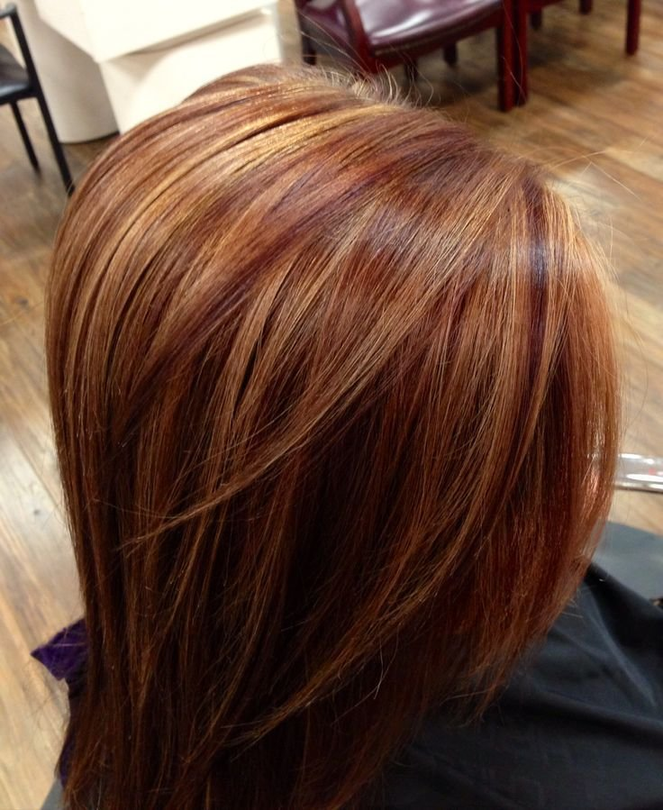 The Best Auburn With Carmel Highlights Fall Red Hair Pinterest Pictures