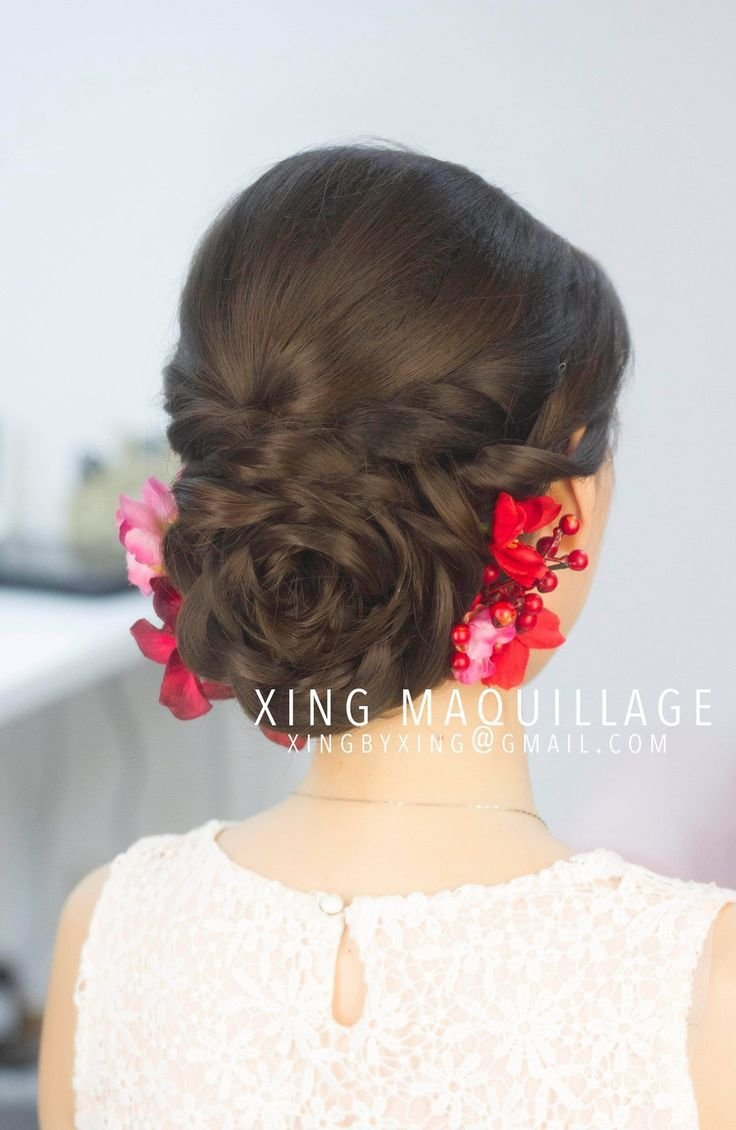 The Best Best 20 Asian Wedding Hair Ideas On Pinterest Pictures