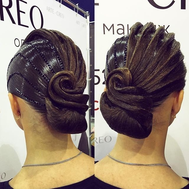 The Best 1000 Ideas About Ballroom Hair On Pinterest Competition Pictures
