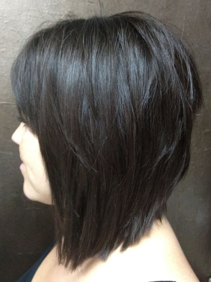 The Best 1000 Ideas About Long Inverted Bob On Pinterest Medium Pictures