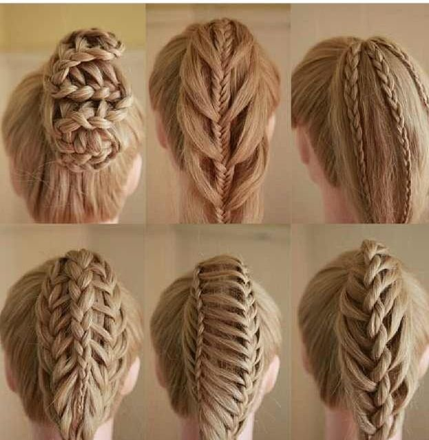 The Best Different Types Of Braids Hair Pinterest Different Pictures