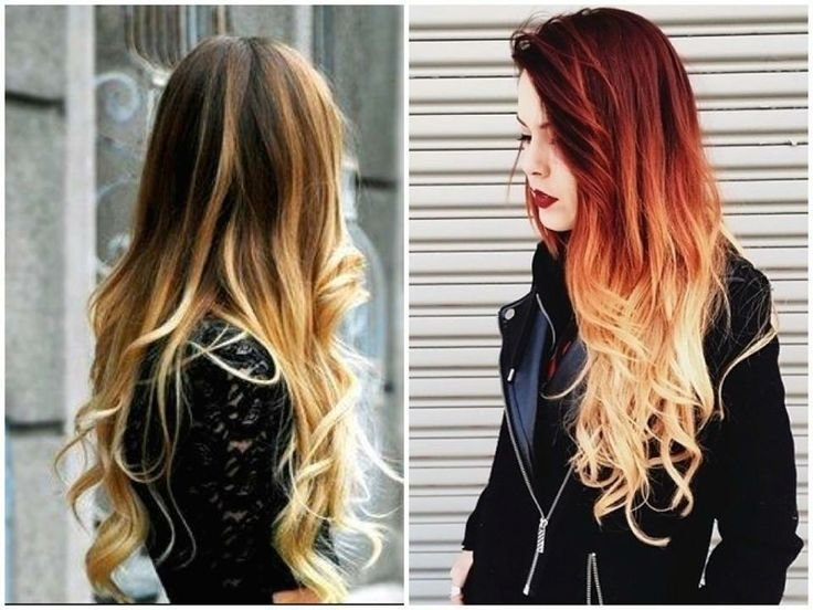 The Best Different Types Of Ombre Hair Hair Do S Pinterest Pictures