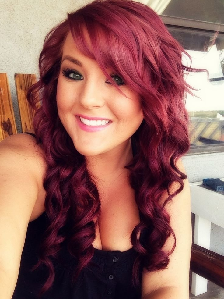 The Best Red And Purple Hair Sally S Ion Color Brilliance Shade Pictures
