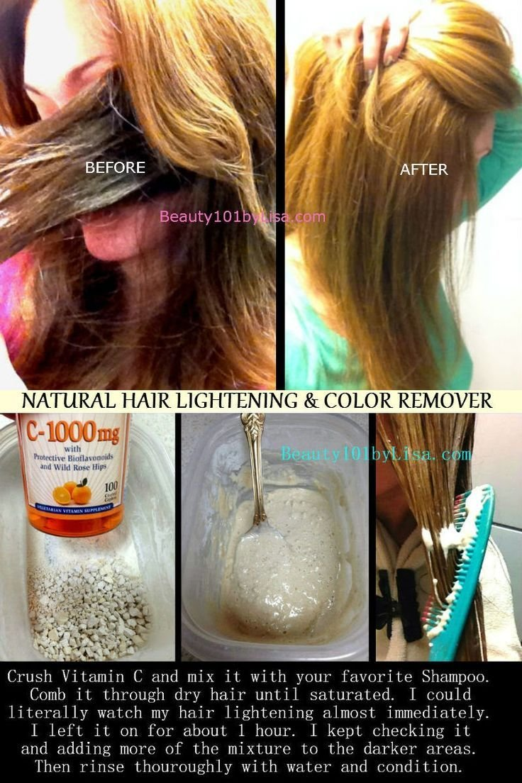 The Best Beauty101Bylisa Diy At Home Natural Hair Lightening Pictures