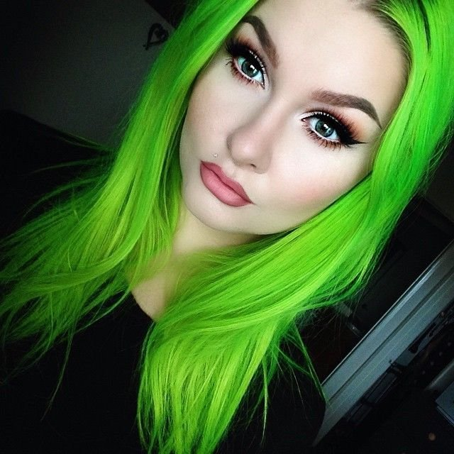 The Best 25 Best Ideas About Neon Green Hair On Pinterest Bright Pictures