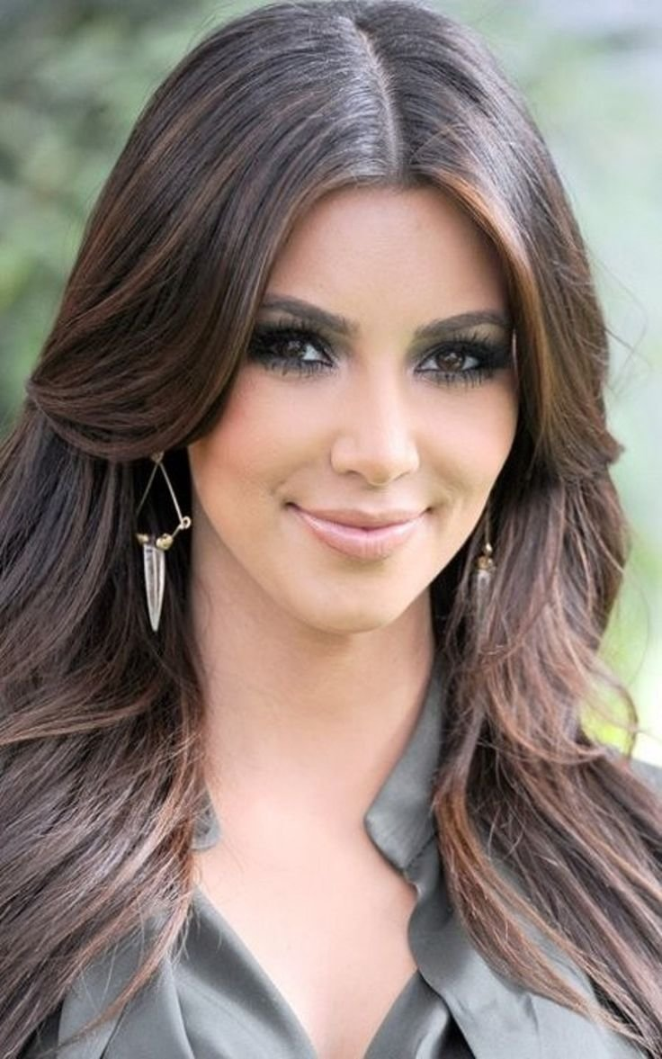 The Best 51 Best Images About Highlights For Black Dark Brown Hair Natural Looking On Pinterest Ombre Pictures