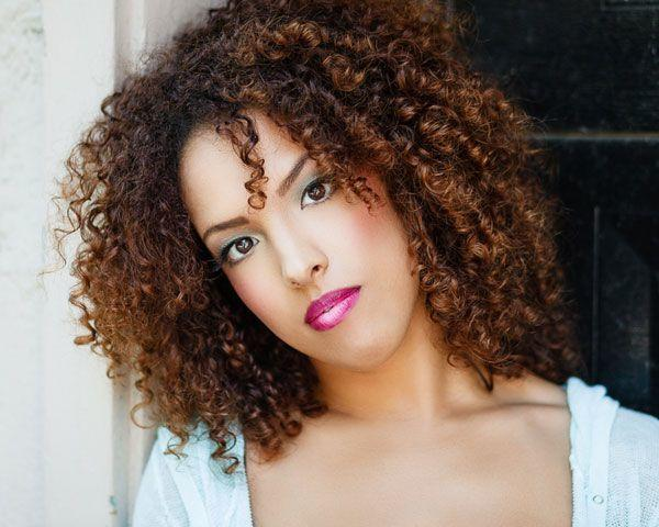 The Best Shoulder Length Natural Curly Hairstyles Kerri 24 Pictures
