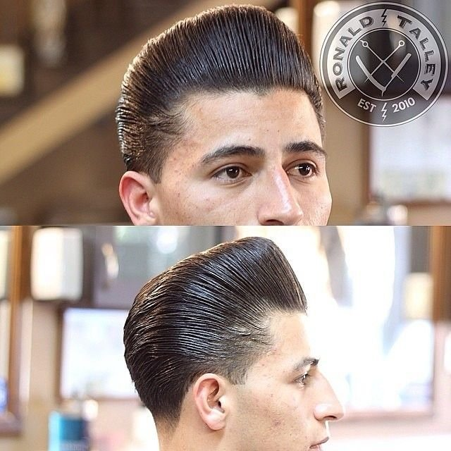 The Best Check Out This Cut By Ron Talley Of Barberia El Catrin Pictures
