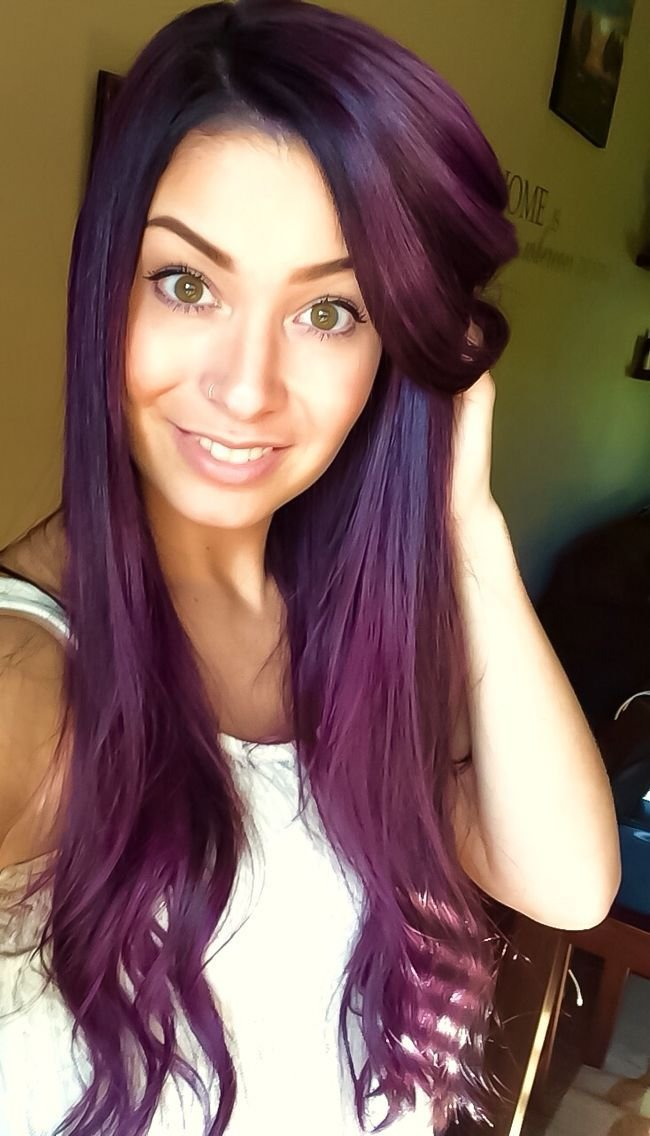 The Best Best 25 Deep Violet Hair Ideas On Pinterest Dark Purple Hair Color Violet Hair And Dark Pictures