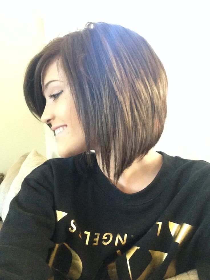 The Best Medium Length Angled Haircut Hair And Beauty Pinterest Pictures