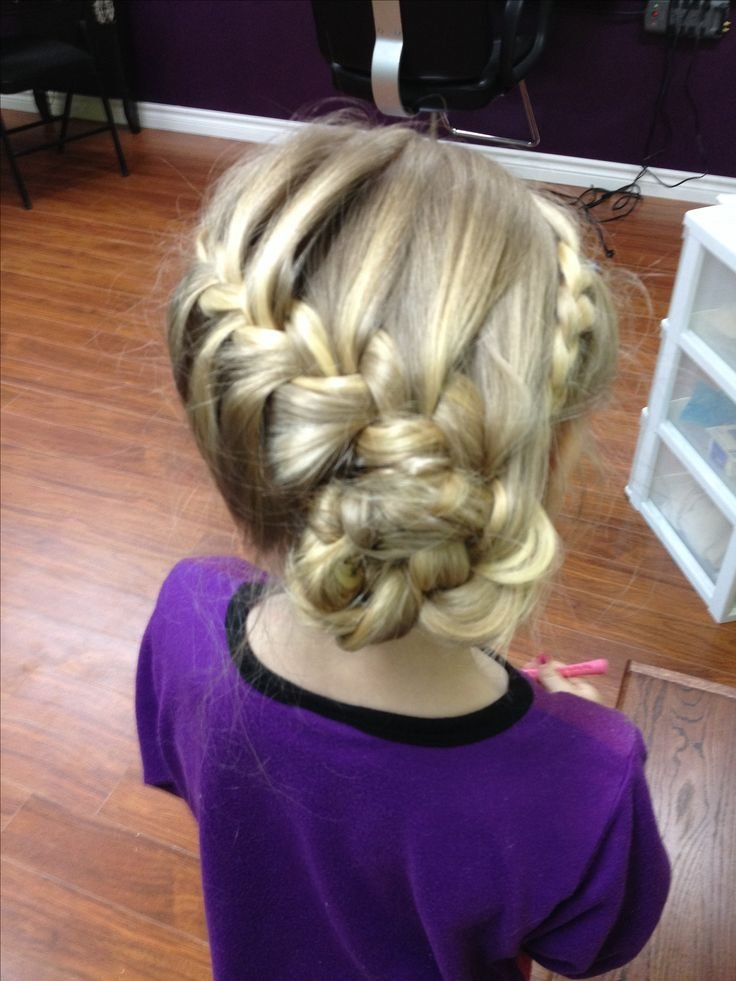 The Best 17 Best Images About Child Updos On Pinterest Updo Pictures