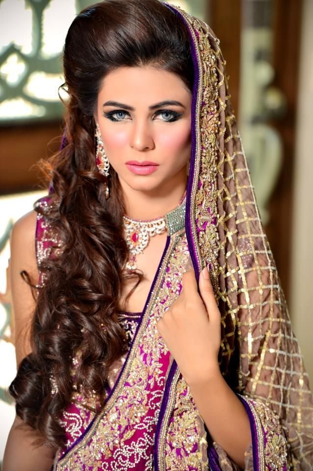 The Best 46 Best Images About Pakistani Bridal Make Up On Pictures