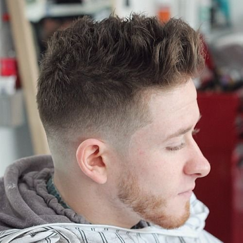 The Best Best Types Of Fade Haircuts Mens Hairstyles Web Pictures
