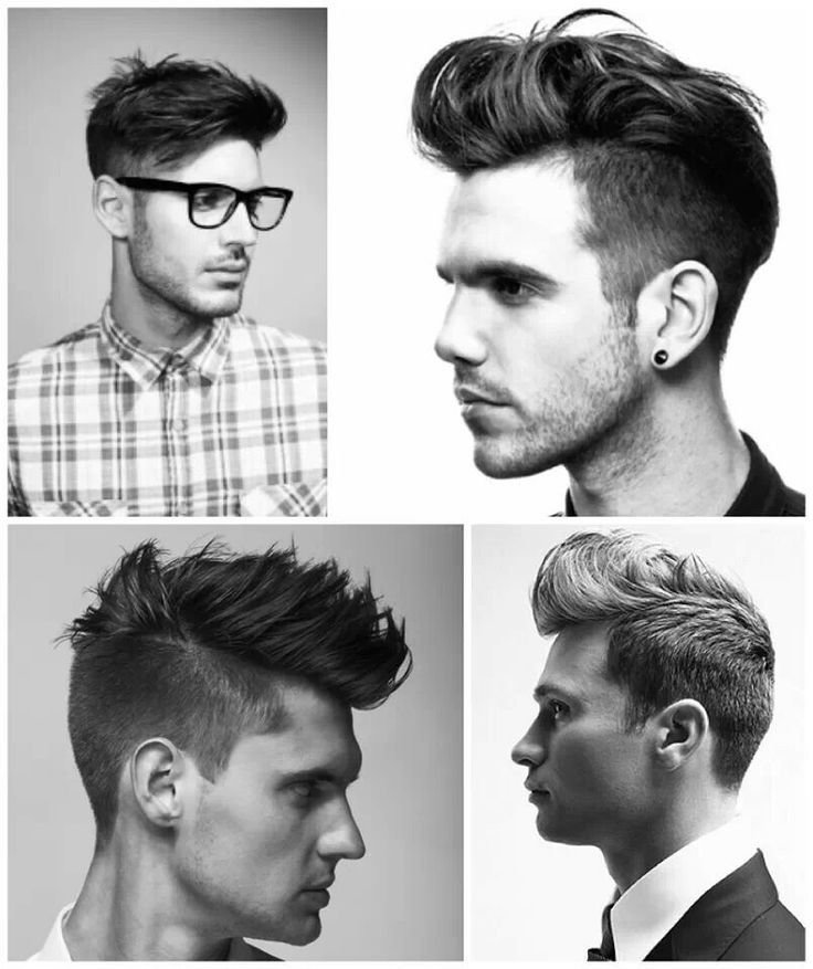 The Best Classy Mohawk Mens Hair Style Pinterest Classy And Pictures