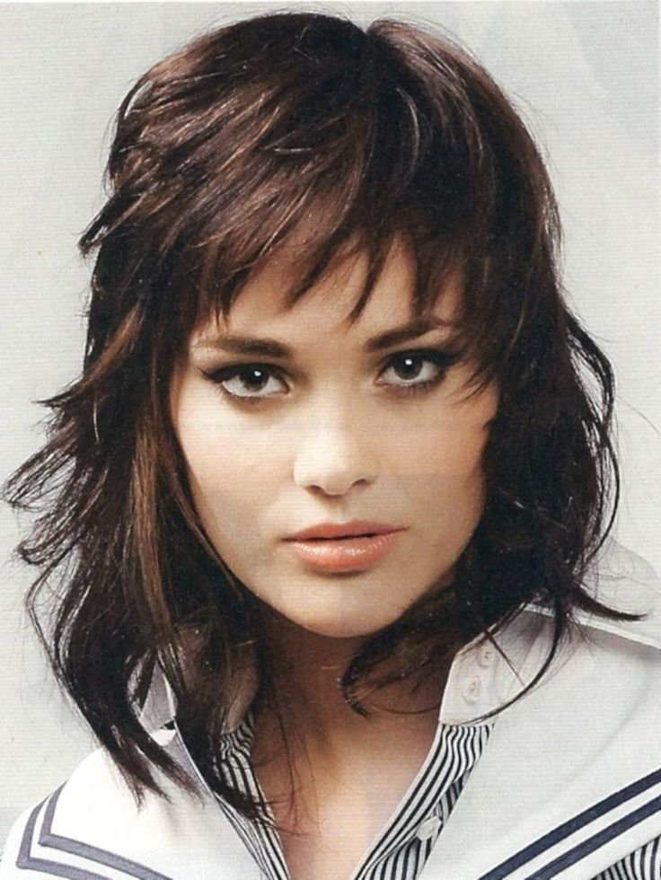 The Best 1000 Ideas About Medium Shaggy Hairstyles On Pinterest Hairstyles For Women Hairstyles 2016 Pictures