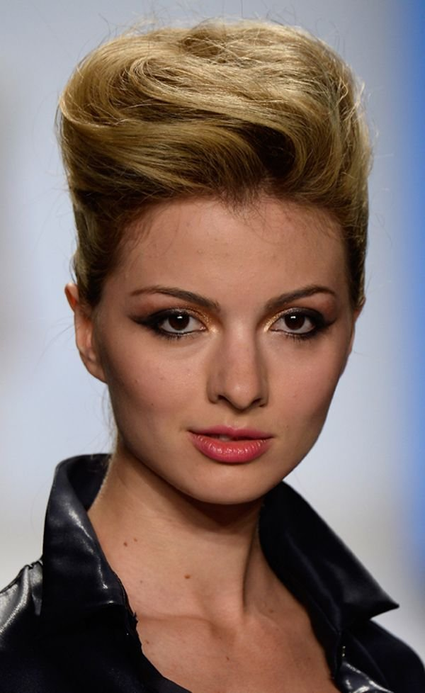 The Best Pompadour Hairstyle Hair Beauty Pinterest Pictures