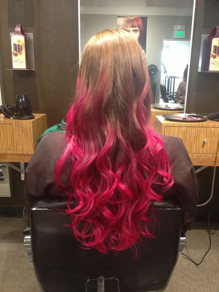 The Best Special Effects Semi Permanent Hair Dye Atomic Pink Pictures