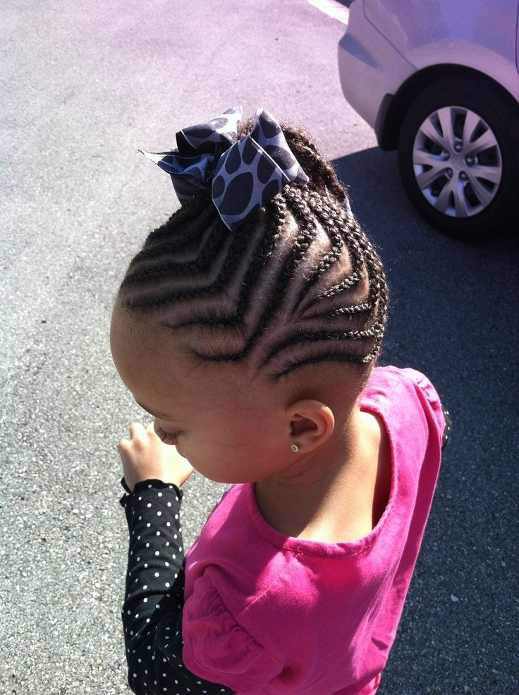 The Best Little Girls Braid Styles Oh She S So Precious Pictures