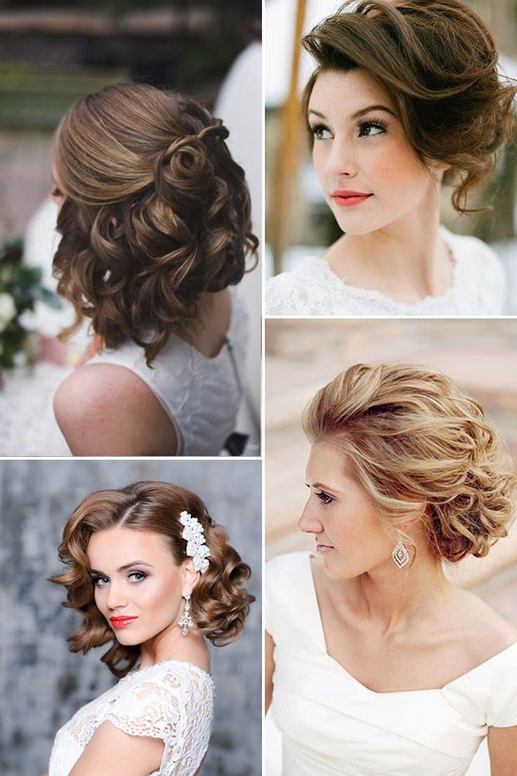 The Best 17 Best Images About Wedding Hair On Pinterest Messy Bob Pictures