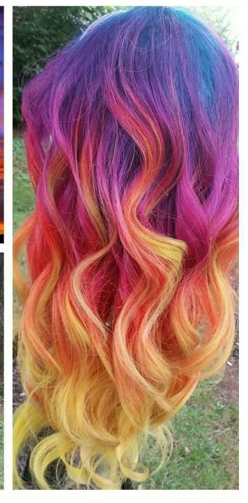 The Best Best 25 Extreme Hair Colors Ideas On Pinterest Pictures
