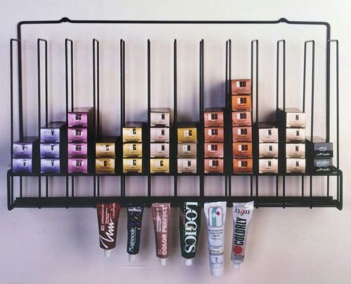 The Best Salon Hair Color Tube Storage Rack Tube Color Storage Pictures