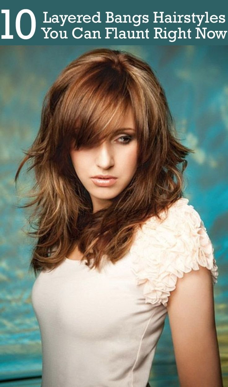 The Best Layers And Bangs On Pinterest Edgy Long Haircuts Long Pictures