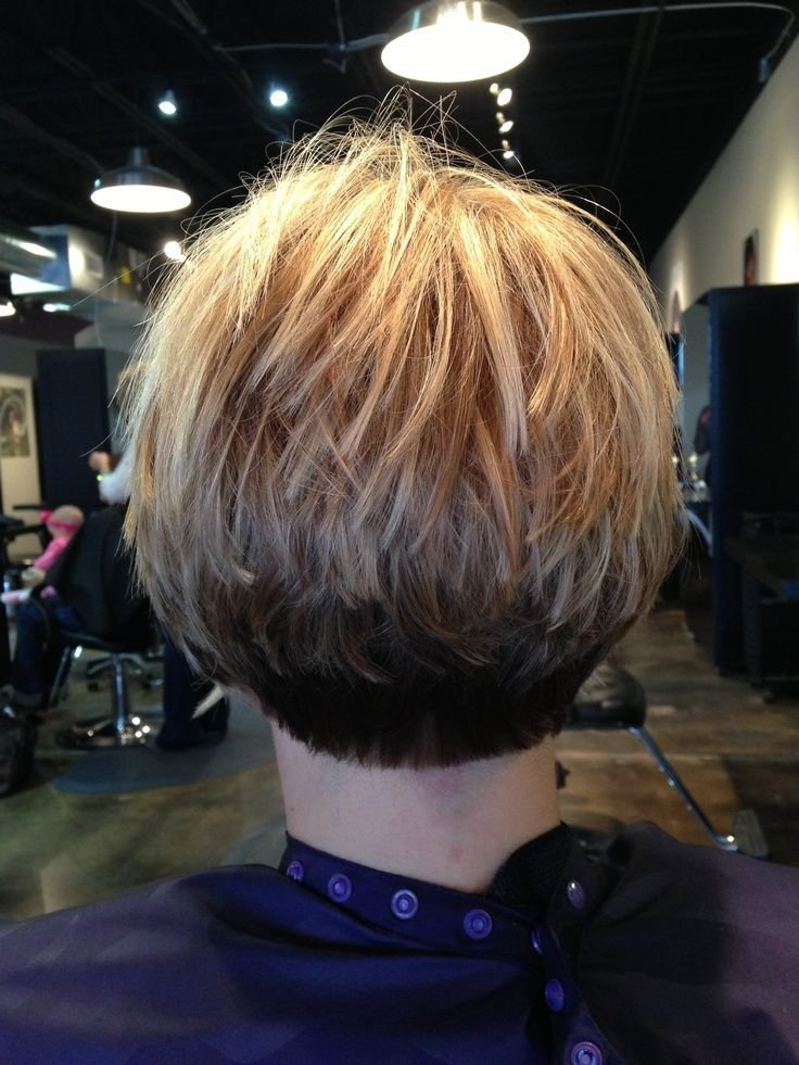 The Best Stacked Bob For Fine Hair Stacked Bob Fine Hair Inverted Pictures