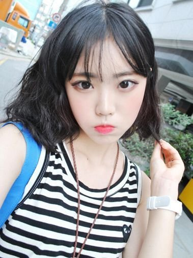 The Best Ulzzang Wavy Hairstyle Haircuts Hairstyles Pinterest Pictures