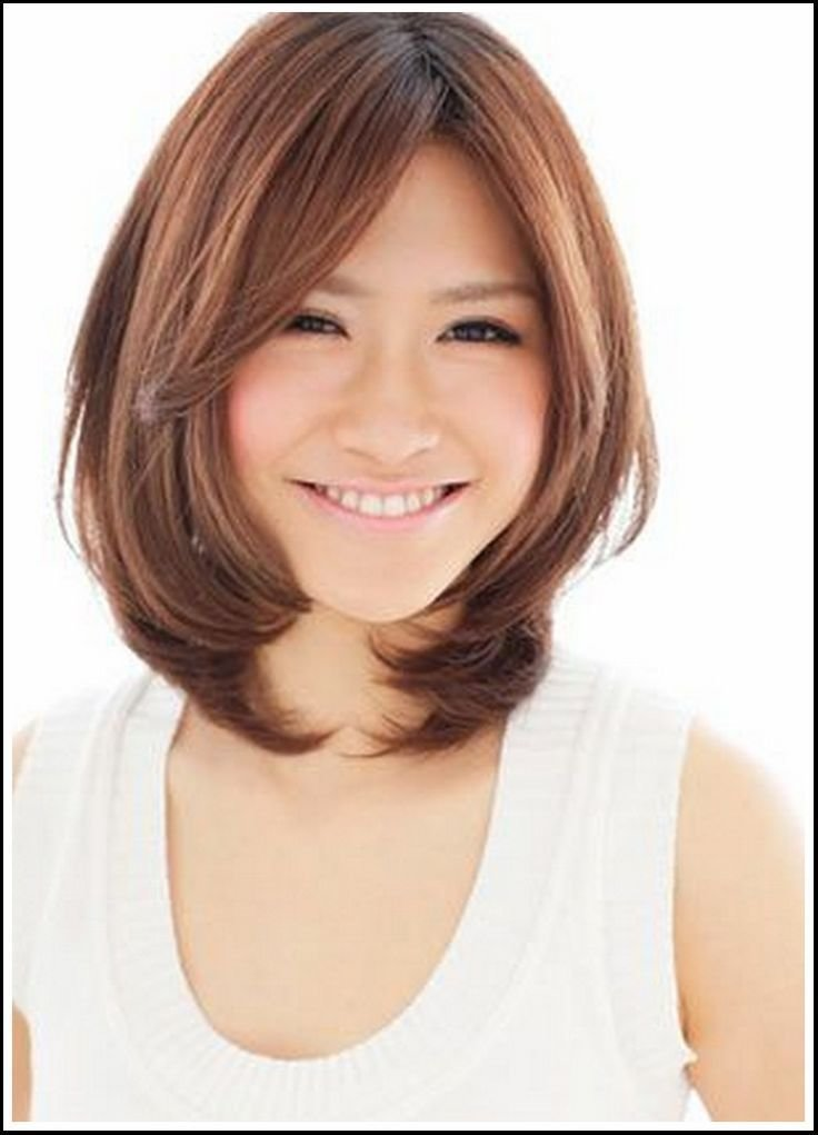 The Best Nice Short Hairstyles For Fat Faces And Double Chins Fat Pictures