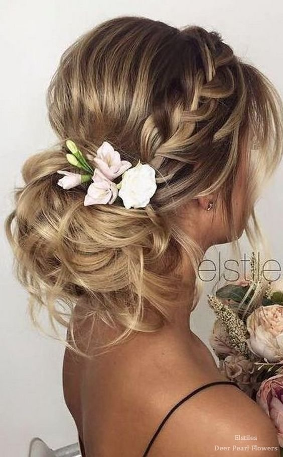 The Best 40 Best Wedding Hairstyles For Long Hair Weddings Pictures