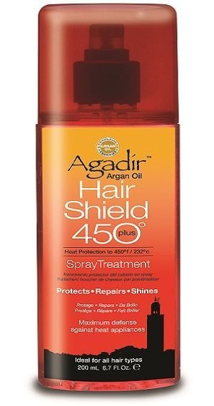 The Best Ultimate Heat Protection Agadir Argan Oil Hair Shield Pictures