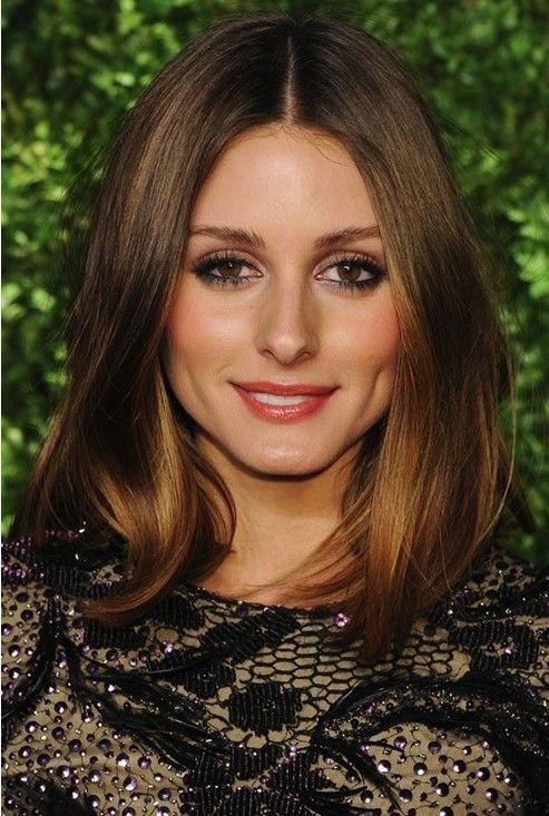 The Best Medium Straight Haircut Olivia Palermo Hair Olivia Palermo Hair Straight Haircuts And Olivia Pictures