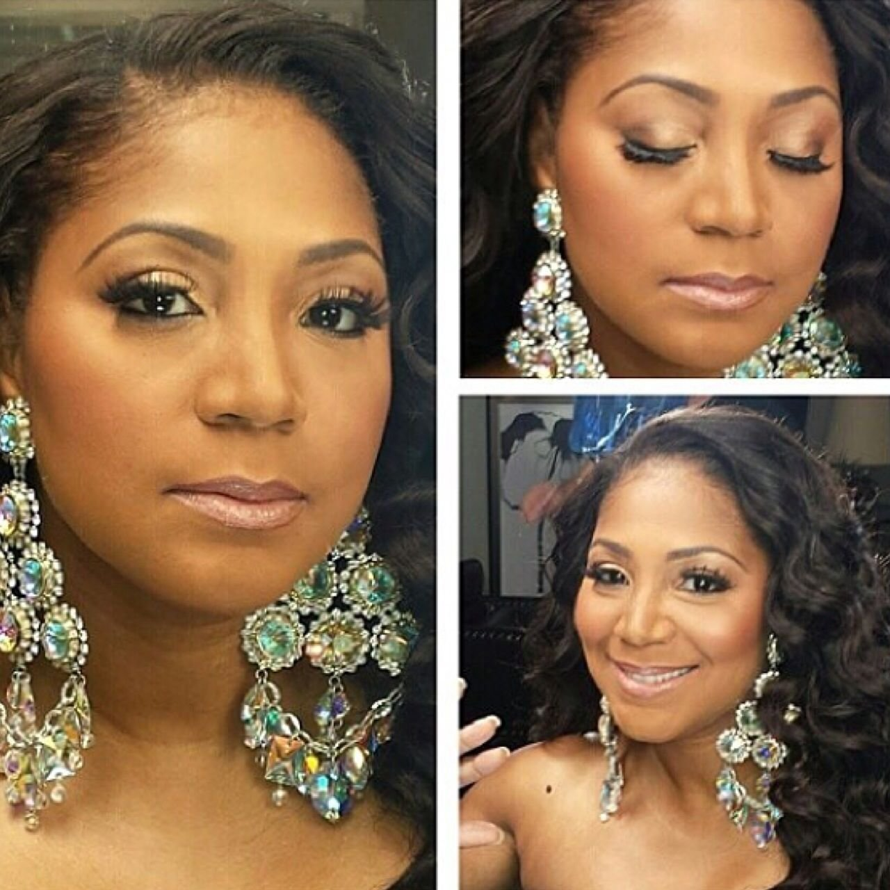 The Best Trina Braxton Hairstyles Fade Haircut Pictures