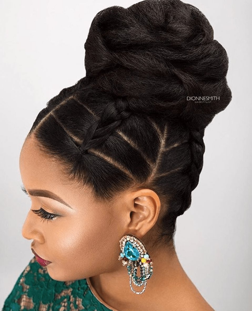 The Best Hair Color Updo Creative And Galleries Pictures