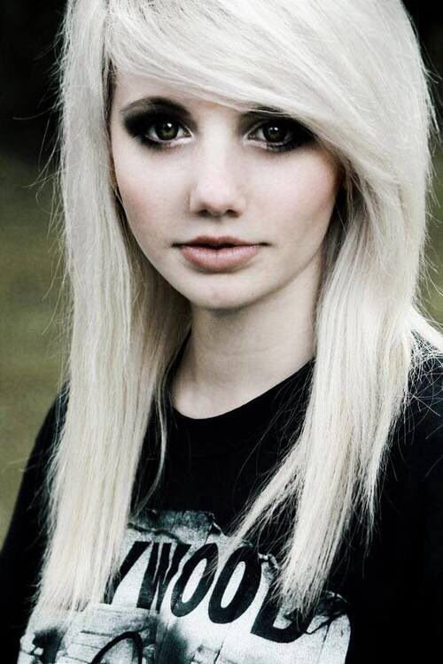 The Best Blonde Emo Hair ♥Emo Hair♥ Pinterest Emo Hair Pictures