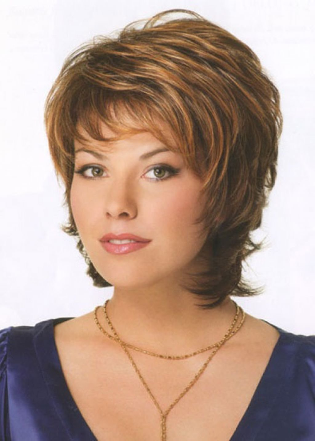 The Best Short Hairstyles Women Over 50 Medium Hairstyle Pictures