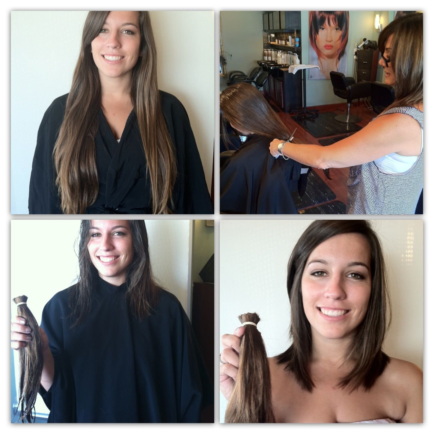 The Best Locks Of Love Before After Pinterest Haircuts Pictures