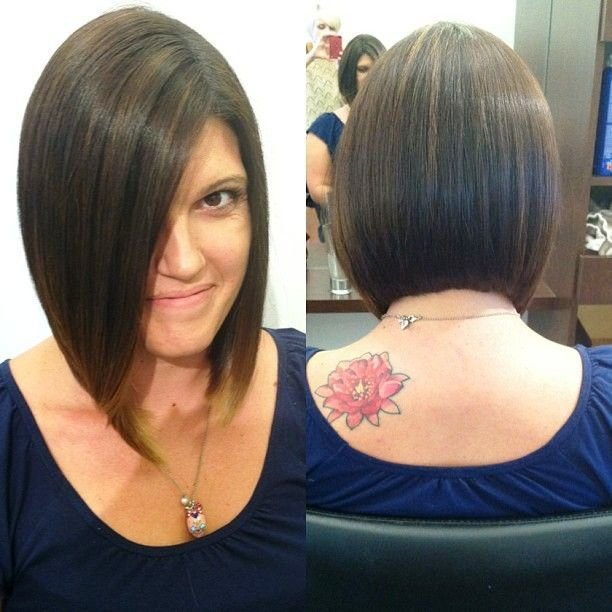The Best Long Bob Haircut Pictures Front And Back Bob Hair Pictures