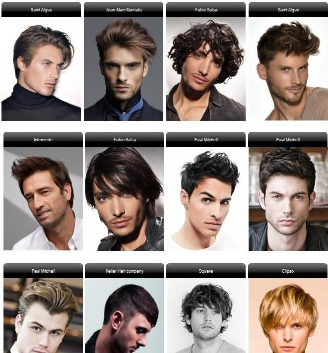 The Best Mens Hair Styles Men S Hairstyle Pinterest Different Pictures