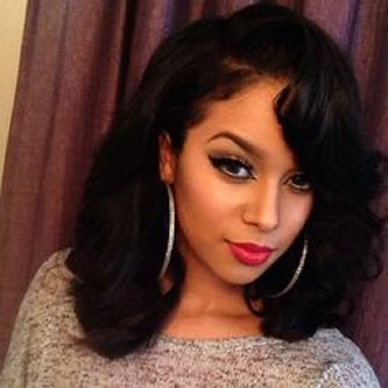 The Best Medium Weave Hairstyles On Pinterest Long Weave Pictures
