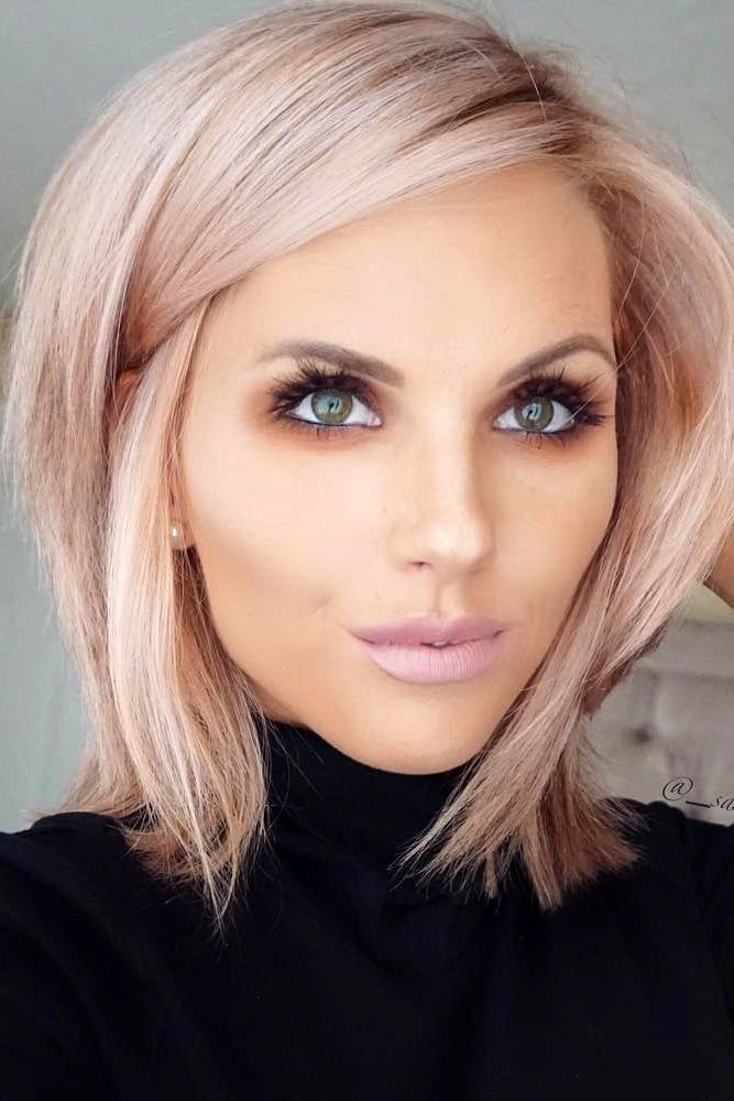 The Best 18 Blunt Bob Hairstyles To Wear This Season Blunt Bob Pictures