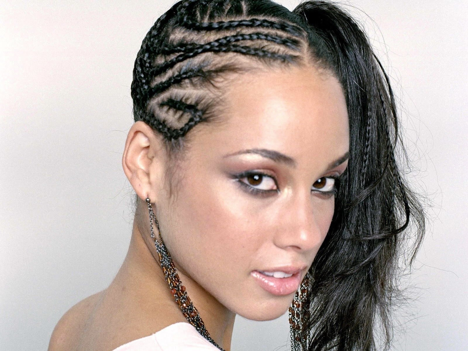 The Best Alicia Keys Braids Maxresdefault Jpg 1 More Knock Out Pictures