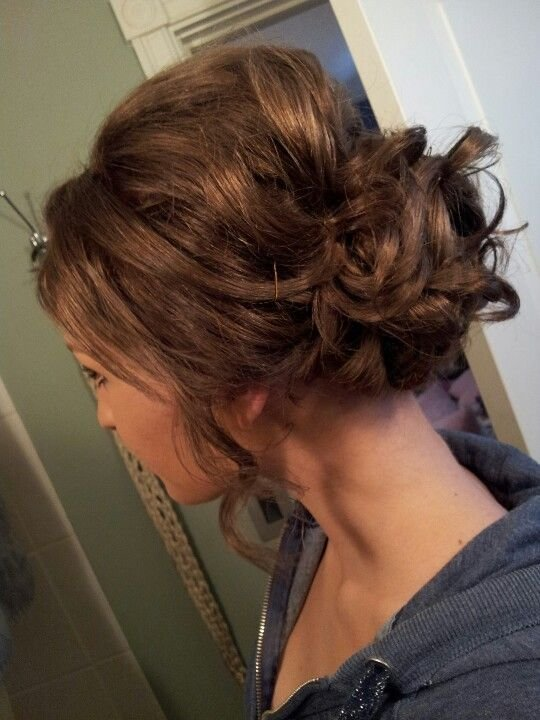 The Best Teased Hairstyles For Prom Hair Pictures