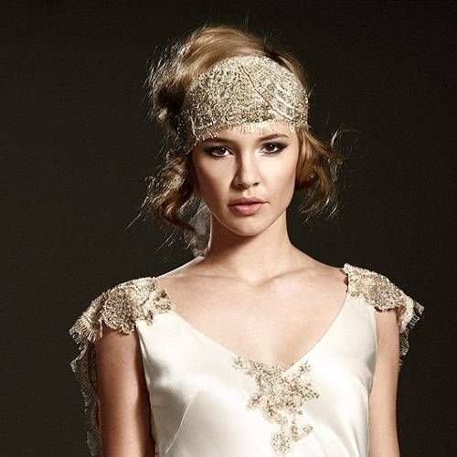 The Best Great Gatsby Inspired Hairstyles And Hair Accessories Pictures