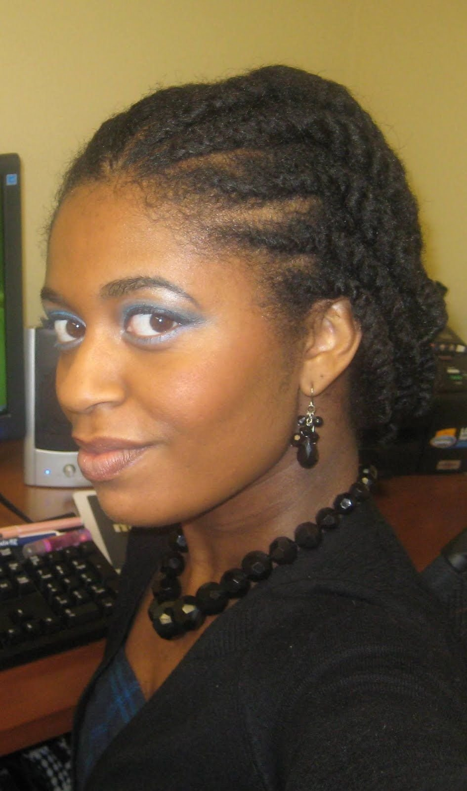 The Best Flat Twist Hairstyles 2013 African American Natural Hair Pictures
