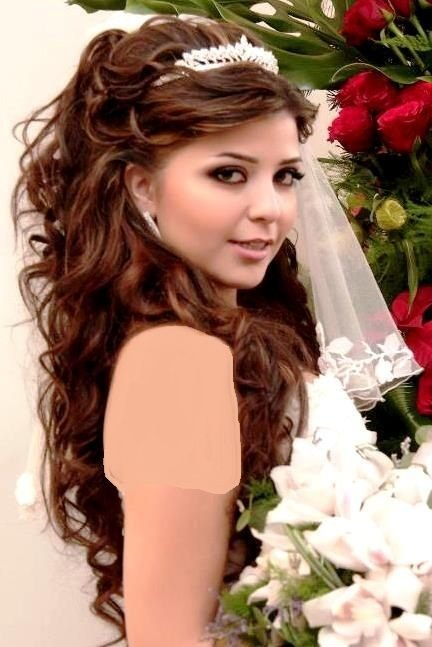 The Best Sweet 16 Hairstyles With Tiara Http Www Uplooder Net Pictures
