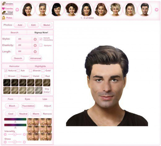 The Best Haircut Selector – Hairstyle Pictures
